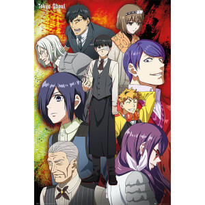 Tokyo Ghoul Group - 61 x 91.5cm Maxi Poster