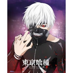 Tokyo Ghoul Kaneki - 40 x 50cm Mini Poster
