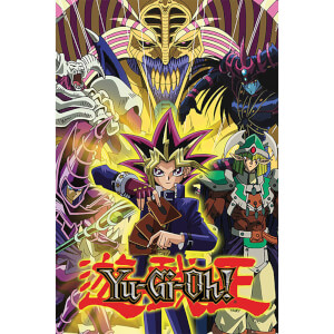 Yu-Gi-Oh! Yugi and Monsters - 61 x 91.5cm Maxi Poster