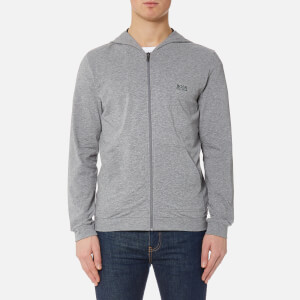 BOSS Hugo Boss Men's Small Logo Hoody - Grey