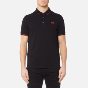 HUGO Men's Daruso Polo Shirt - Black