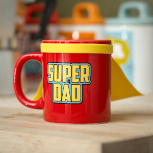 "Taza ""Super Dad"""
