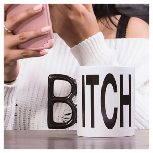 B*tch Mug from I Want One Of Those