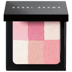 Pó Brightening Brick da Bobbi Brown - Rosa Pastel