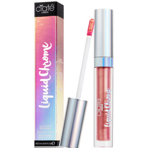 Ciaté London Liquid Chrome Lipstick pomadka w płynie – Luna