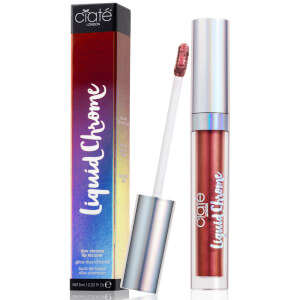 Ciaté London Liquid Chrome Lipstick pomadka w płynie – Venus