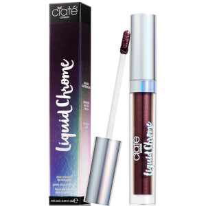 Ciaté London Liquid Chrome Lipstick − Eclipse