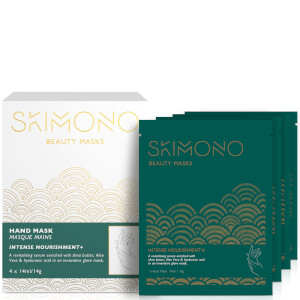 Skimono Beauty Hand Mask for Intense Nourishment 4 x 14ml