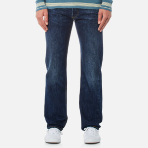 Levi's Vintage Men's 1947 501 Jeans - Dark Trails