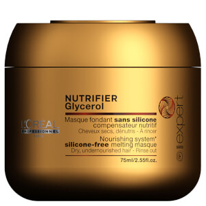 L'Oreal Professionnel Serie Expert Nutrifier Masque 2.5oz (Free Gift)