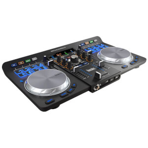 Hercules Universal DJ Controller Mixer - Silver