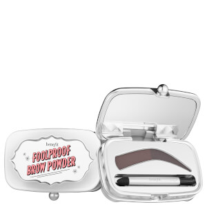 benefit FoolProof Brow Powder Duo - 05 Deep 2g