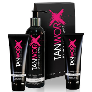 Tanworx Prepare, Tan and Maintain Kit