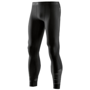 Skins Men's DNAmic Thermal Long Tights - Starlight Oblique