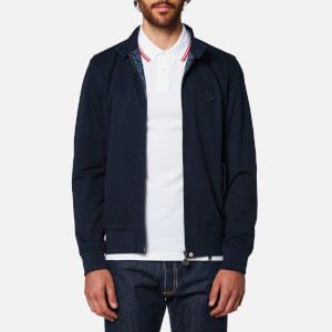 Pretty Green Men's Newton Jacket - Navy