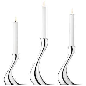 Georg Jensen Cobra Candleholder - Set of 3