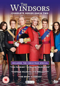 The Windsors - Series 1&2 + Christmas Special