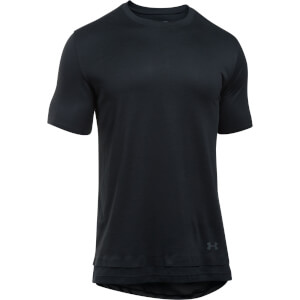 Under Armour Men's Layered T-Shirt - Black