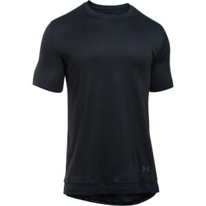 Under Armour Men's Layered T-Shirt - Black