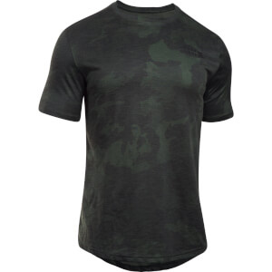 Under Armour Men's Sportstyle Core T-Shirt - Green