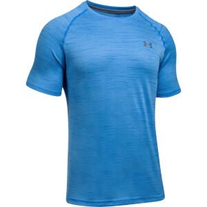 Under Armour Men's Tech T-Shirt - Blue/Grey