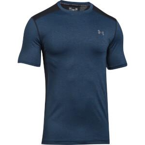 Under Armour Men's Raid T-Shirt - Blue/Black