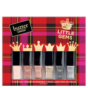 butter LONDON Little Gems Collection (Worth £26.20)