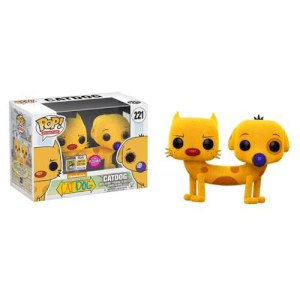 SDCC 17 Catdog Flocked EXC Pop! Vinyl Figure