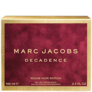 Marc Jacobs Decadence Rouge Noir Eau de Parfum 100ml - Limited Edition: Image 2