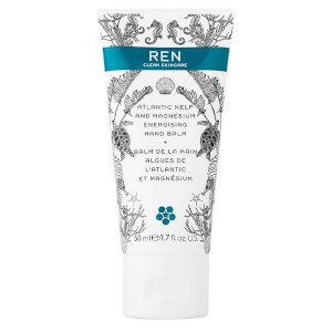 REN Atlantic Kelp and Magnesium Energising Hand Balm 50ml