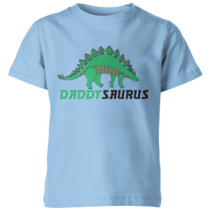 Babysaurus Rex Kids Light Blue T-Shirt
