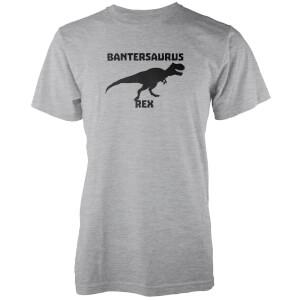 Bantersaurus Rex Grey T-Shirt