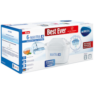 BRITA Maxtra Plus Cartridge (6 Pack)