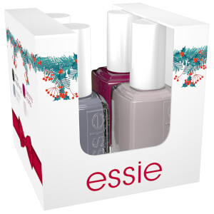 essie Nail Polish Christmas Minis Quad Gift Set