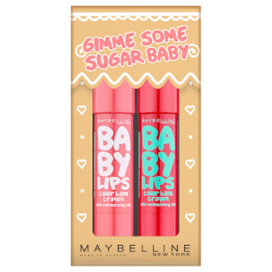 Maybelline Gimme Some Sugar Baby Lips Gift Set