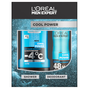 L'Oreal Men Expert Cool Power Gift Set