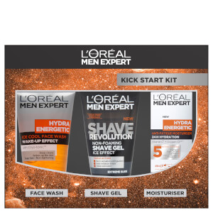 L'Oreal Men Expert Kick Start Kit Gift Set