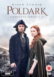 Poldark - Series 1-3 Box Set