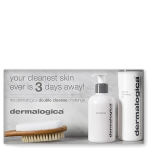 Dermalogica Double Cleanse 3-Day Challenge Sampler Pack (Worth $33.00)