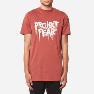 Matthew Miller Men's Discord Project Fear T-Shirt - Rust