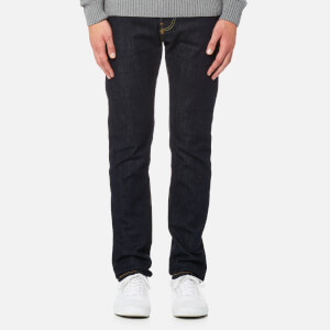 Edwin Men's Ed-80 Slim Tapered Selvedge Jeans - Rinsed