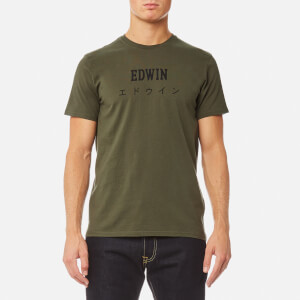 Edwin Men's Edwin Japan T-Shirt - Olive Drab