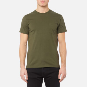 Edwin Men's Pocket T-Shirt - Olive Drab