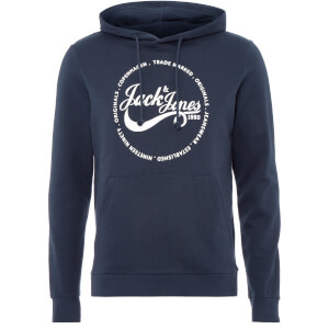 Jack & Jones Originals Men's New Charles Hoody - Total Eclipse