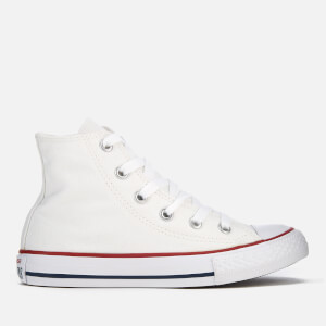 Converse Kids Chuck Taylor All Star Hi-Top Trainers - Optical White