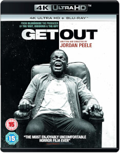 Get Out - 4K Ultra HD (Includes Digital Download)