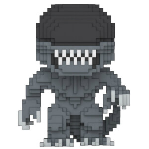 Figurine Pop! Alien - 8 Bit Alien