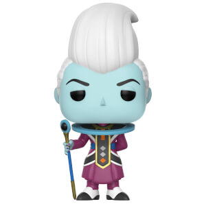 Dragon Ball Super Whis Pop! Vinyl Figur