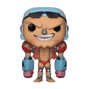 Figura Pop! Vinyl Franky - One Piece