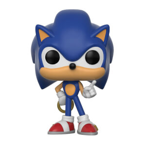 Sonic the Hedgehog Sonic with Ring Funko Pop! Vinyl